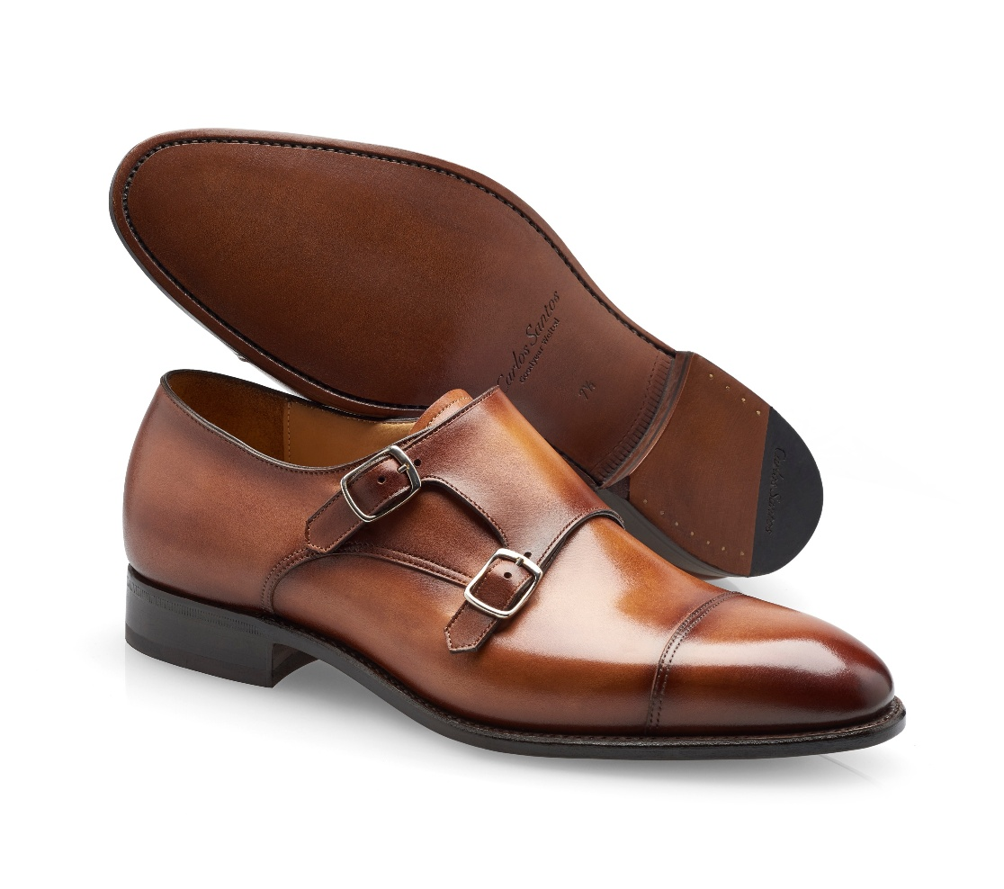 Double Buckle Shoes - Andrew Braga